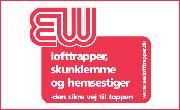 EW Lofttrappe- lofttrapper i træ / Hemsestige / Skunklemme