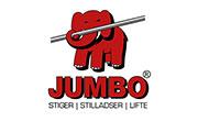 JUMBO Stillads A/S Stiger/Stilladser/Lifte, stiger og stillads, Rulle stillads